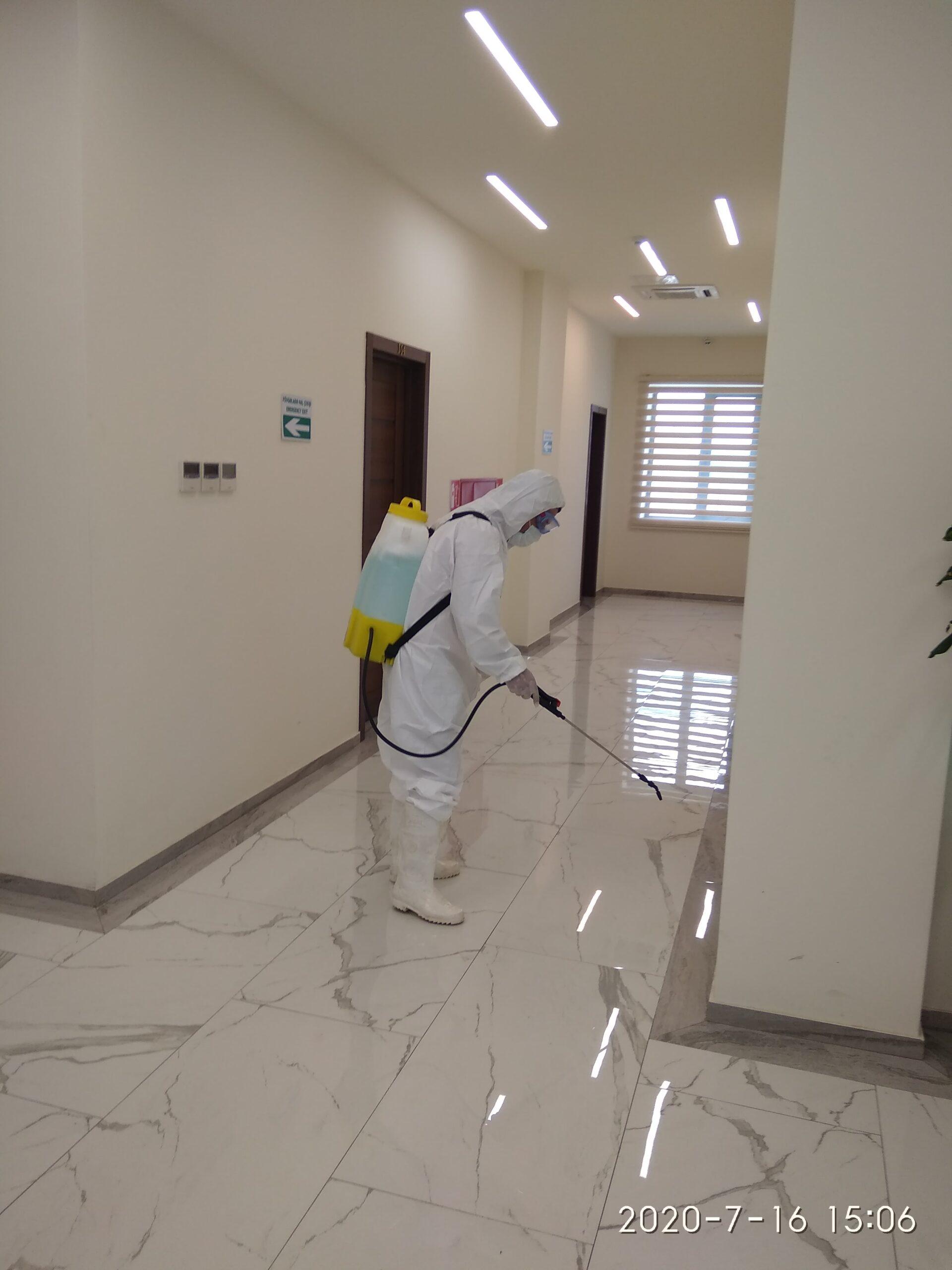 Ev, Ofis ve erazileri infeksiya, hesarat ve gemiricilerden muhafize etmek, onlar ile mubarize aparmaq ucun Eskulap LTD MMC-e zeng edin. Dezinfeksiya xidmetini sifaris verin